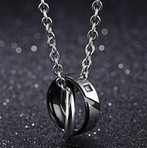 Парные кулоны Кольца - Настоящая любовь