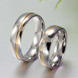 Кольца для пары Silver love