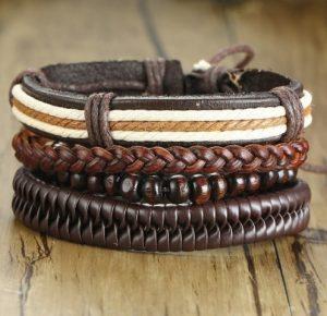 Комплект браслетов - Богемия