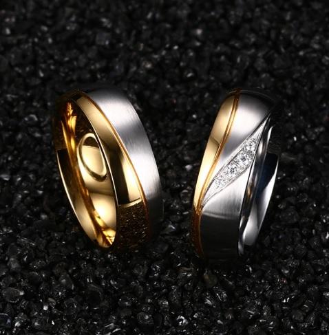 Обручальные кольца для пары