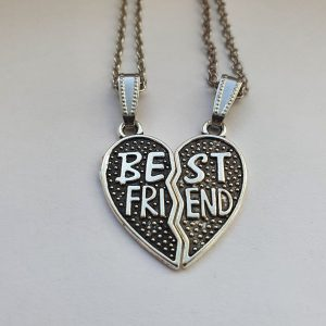Кулоны для друзей BEST FRIENDS